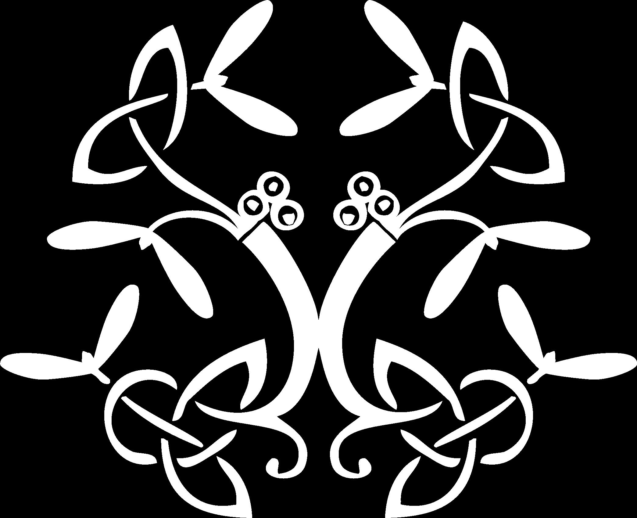 Beeldmerk Maretak white